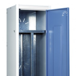 Divisor vertical galvanizado