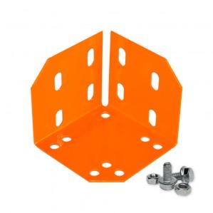 Adaptador para rueda giratoria